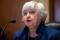 Janet Yellen, US-Finanzministerin, Washington DC, USA, 23. Juni 2021. Shawn