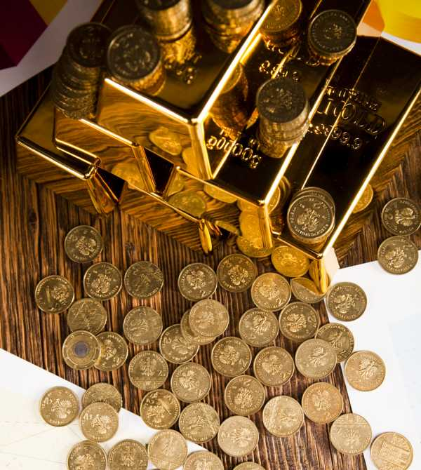 Gold Price Prediction - Prices Rise as the Dollar Falls on Strong Chinese PMI Data - FX Empire thumbnail