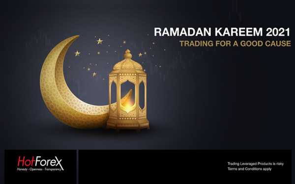 HotForex Launches Special Trading Activity For Ramadan 2021