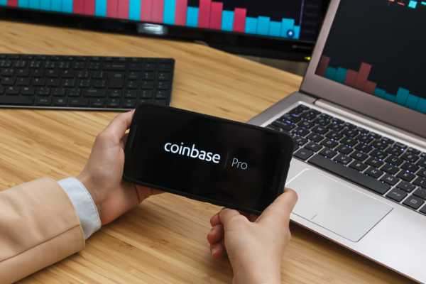 Why Coinbase Stock Is Down By 4% Today