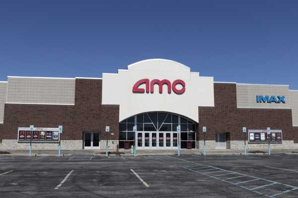 AMC's Stock Soars After Record-Setting Holiday Weekend