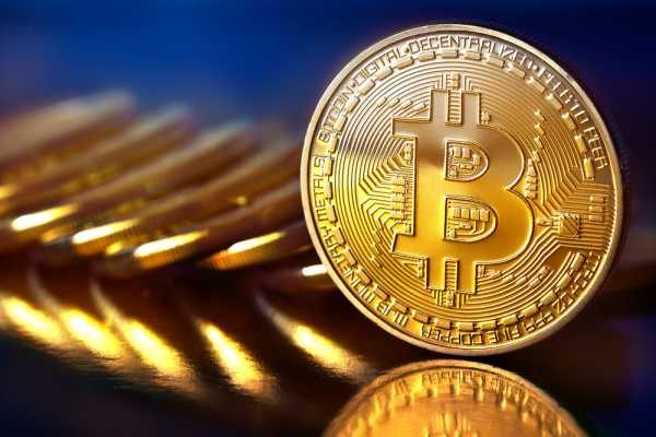 Bitcoin Moves Higher After Powell's Comments