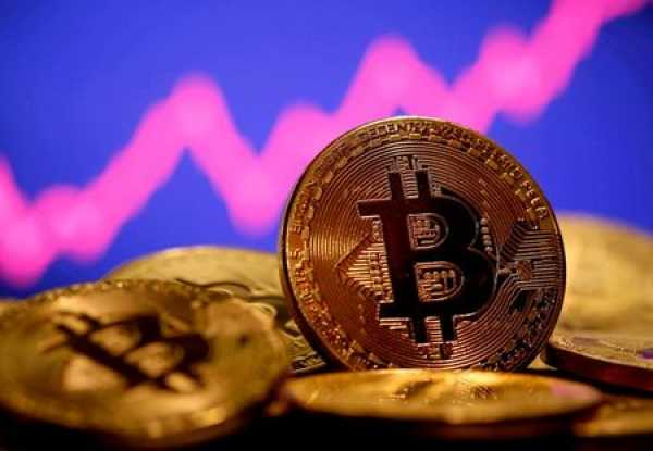 Bitcoin Breaks Above 21 Ema Resistance in 5 Waves